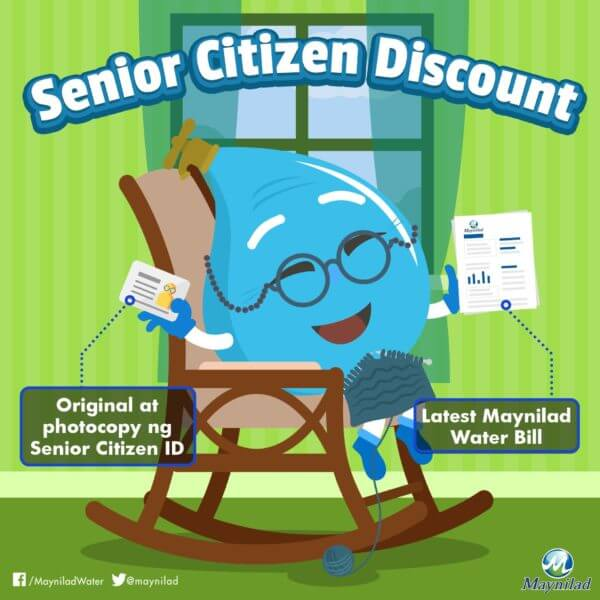 Senior Citizen Discount and Benefits in the Philippines