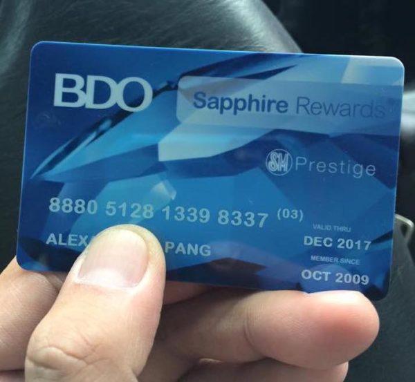 Rewards Cards in the Philippines - BDO Rewards Card | MoneyMax.ph