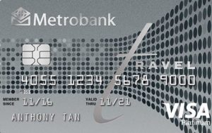 Metrobank Travel Credit Card | MoneyMax.ph