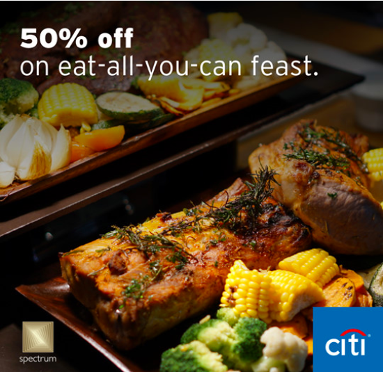 Citibank Credit Card Promo Dining