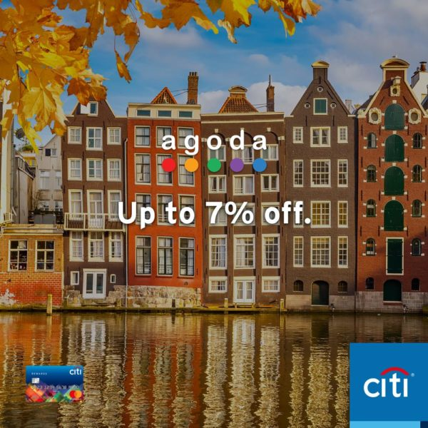 Citibank Credit Card Promo Travel