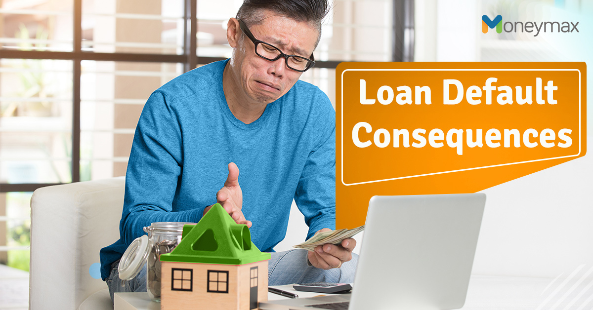 Loan Default Consequences | Moneymax