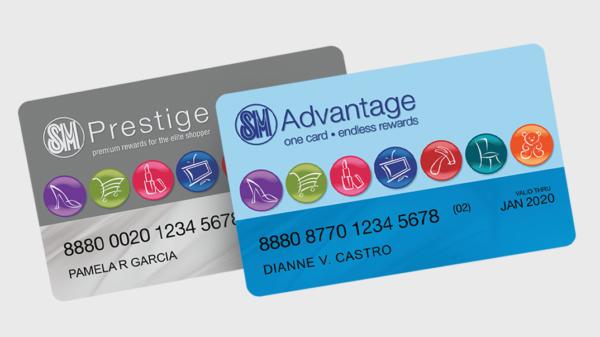 Rewards Cards in the Philippines - SM Advantage Card | MoneyMax.ph