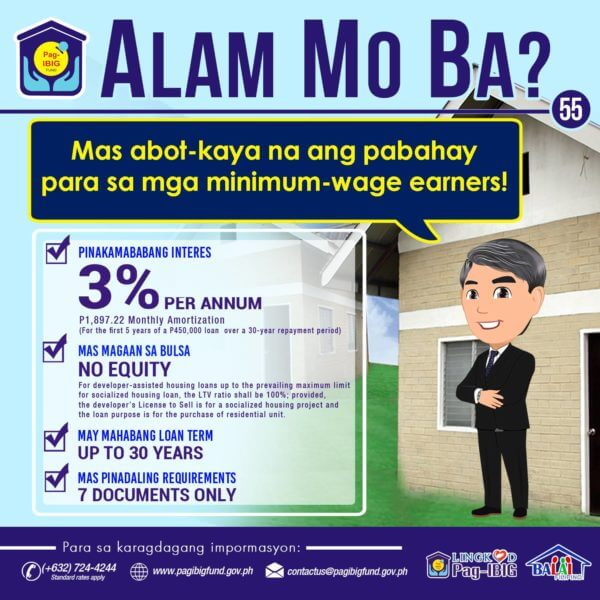 Pag-IBIG Affordable Housing Program | MoneyMax.ph
