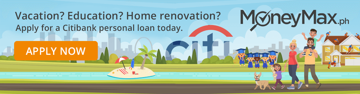 citibank home renovation personal loan