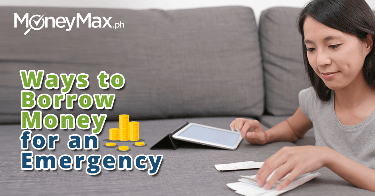 Emergency Loans in the Philippines | MoneyMax.ph