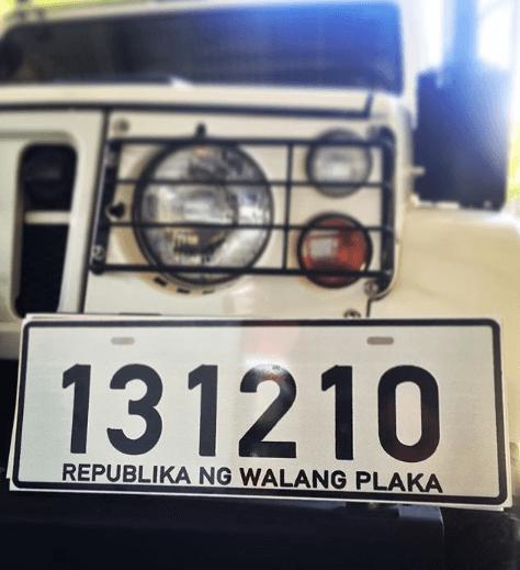 New LTO License Plate | MoneyMax.ph
