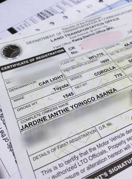 New LTO License Plate - Requirements | MoneyMax.ph