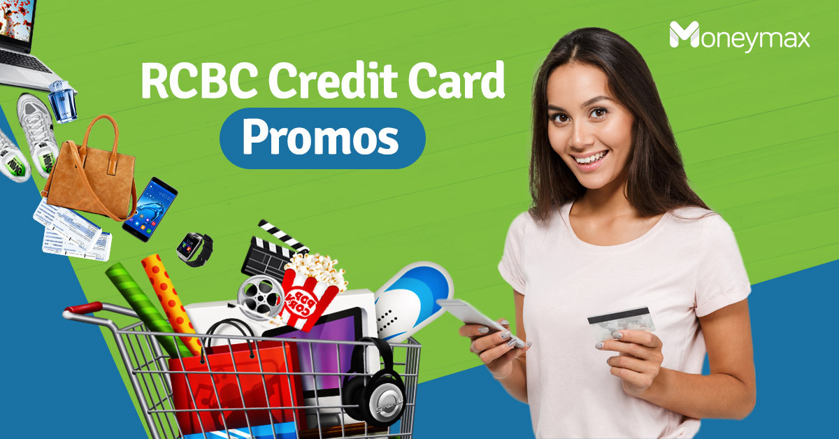 RCBC Credit Card Promo 2019 | Moneymax