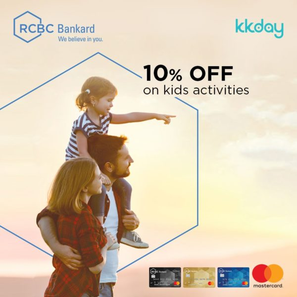 RCBC Credit Card Promo - KKday