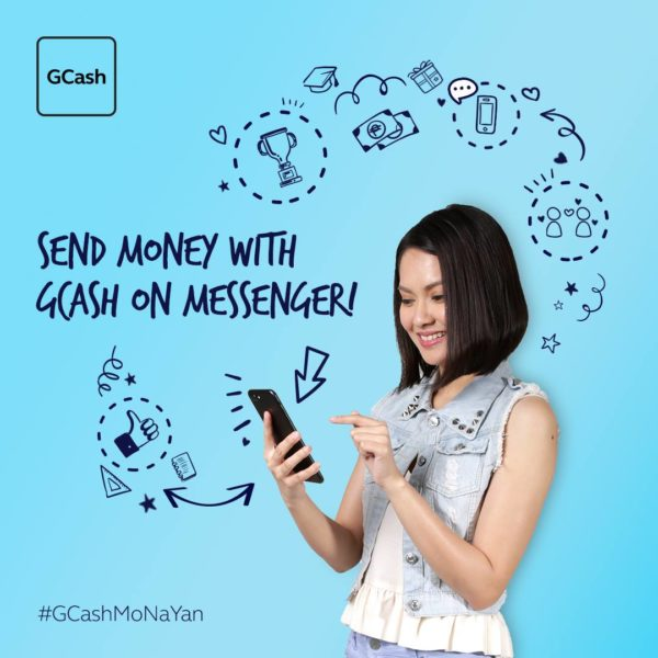 GCash App - GCash Send Money
