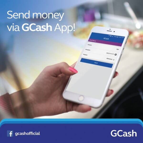 GCash App Send Money