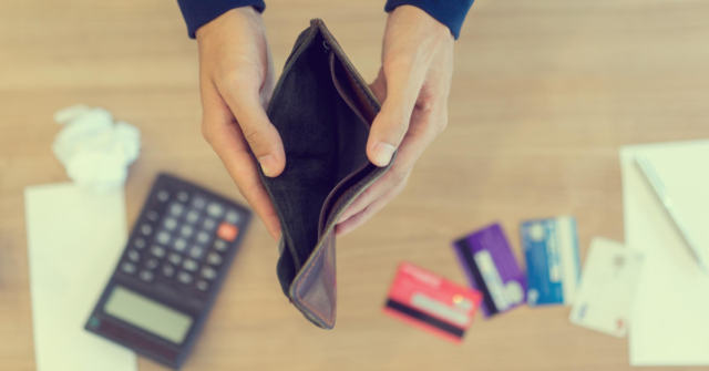 credit card bill - credit card debt