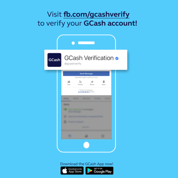GCash Account Verification
