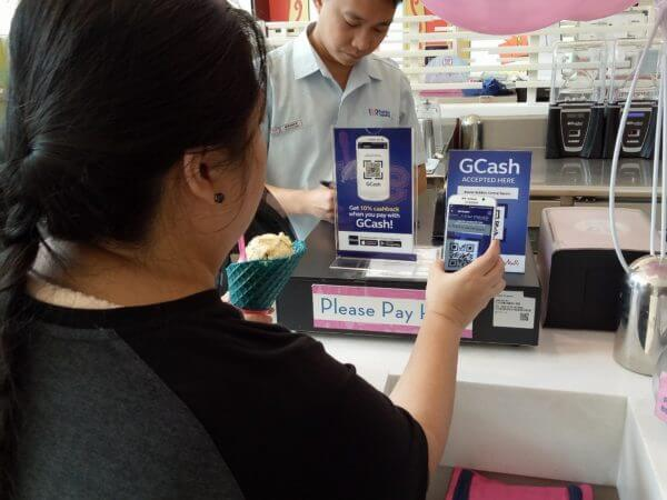 GCash QR Scan to Pay