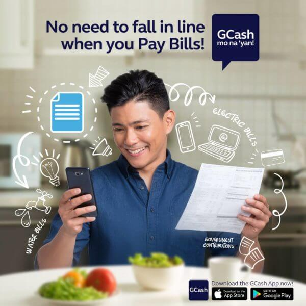 GCash App Pay Bills