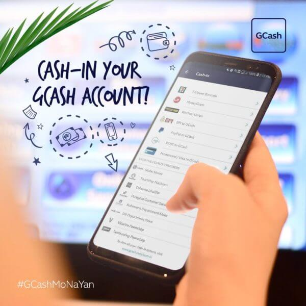 GCash Load
