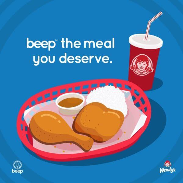 Beep Card Philippines - Fast Food