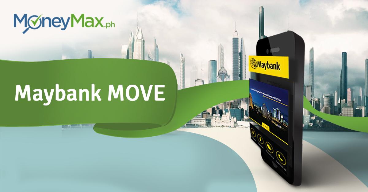 Maybank MOVE | MoneyMax.ph