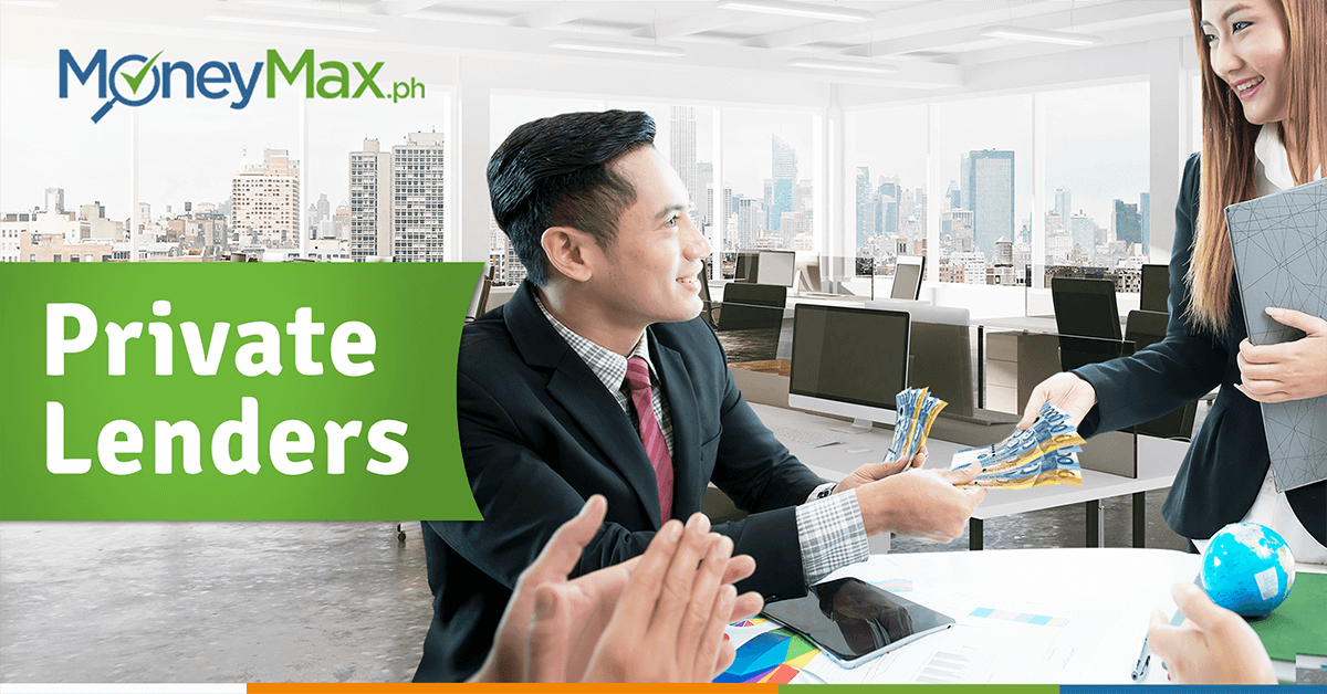 Private Lenders in the Philippines | MoneyMax.ph