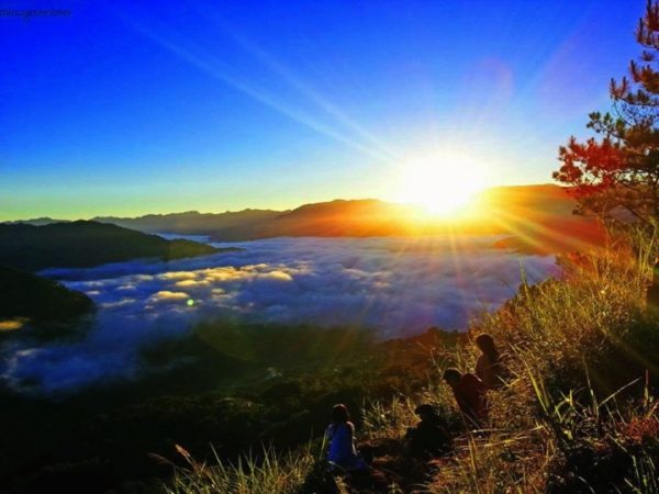 Ber Month Travel Destinations - Kiltepan Peak, Sagada