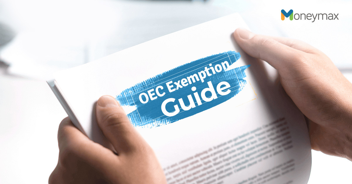 BM Online OEC Exemption Guide for Returning OFWs