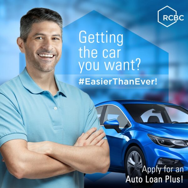 Car Loan Deals in the Philippines - RCBC Auto Loan