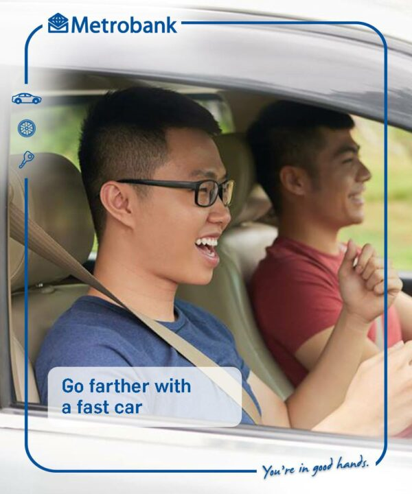 Car Loan Deals in the Philippines - Metrobank Auto Loan
