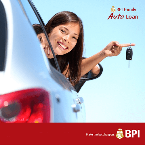 Car Loan Deals in the Philippines - BPI Auto Loan