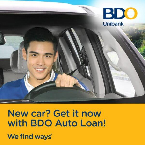 Car Loan in BDO