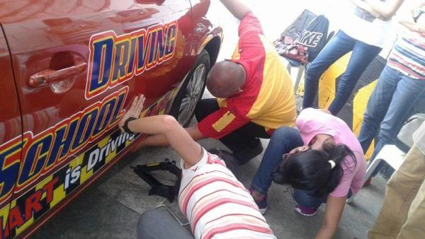 Driving School - Car Maintenance