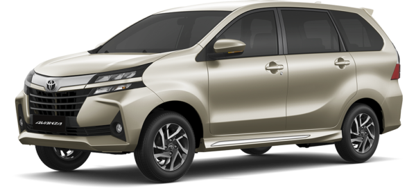 Cheapest Cars in the Philippines Under P1 Million - Toyota Avanza