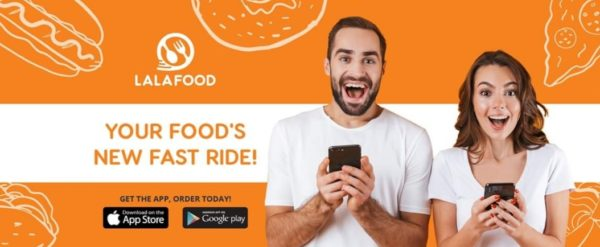 Food Delivery Apps - Lalafood