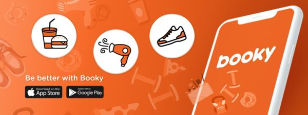 Food Delivery Apps - Booky