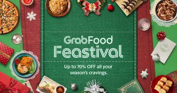 Food Delivery Apps - GrabFood
