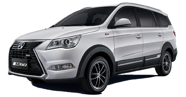 Cheapest Cars in the Philippines Under P1 Million - Baic M60
