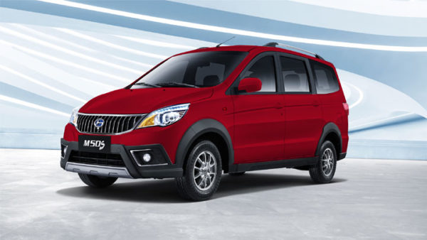 Cheapest Cars in the Philippines Under P1 Million - Baic M50S