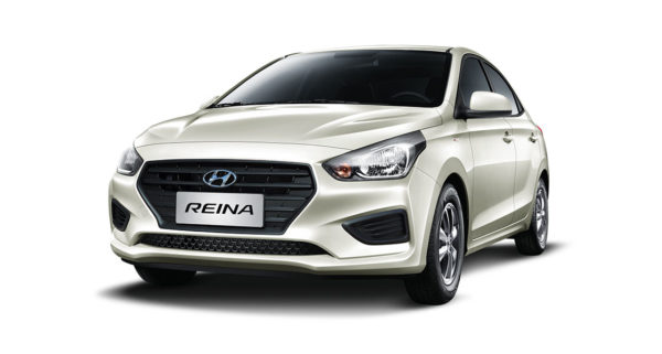 Cheapest Cars in the Philippines Under P1 Million - Hyundai Reina