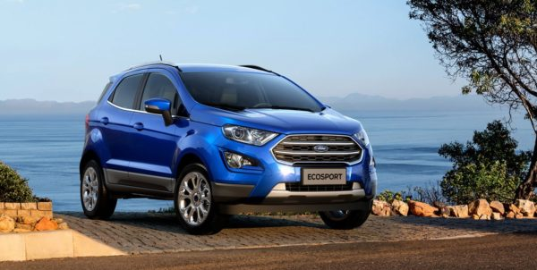 Cheapest Cars in the Philippines Under P1 Million - Ford EcoSport