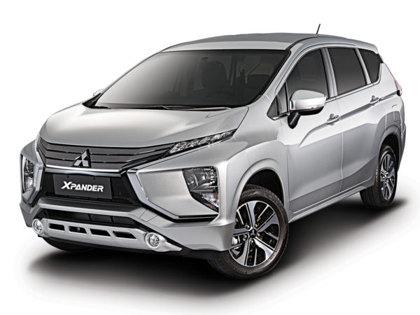 Cheapest Cars in the Philippines Under P1 Million - Mitsubishi Xpander