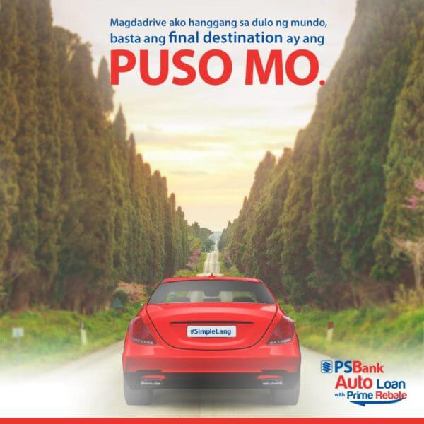 Car Loan PSBank