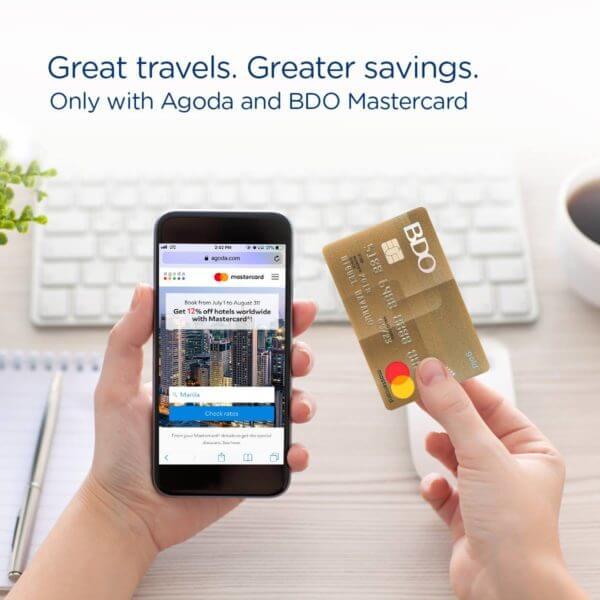 BDO Credit Card Hotel Promo Agoda