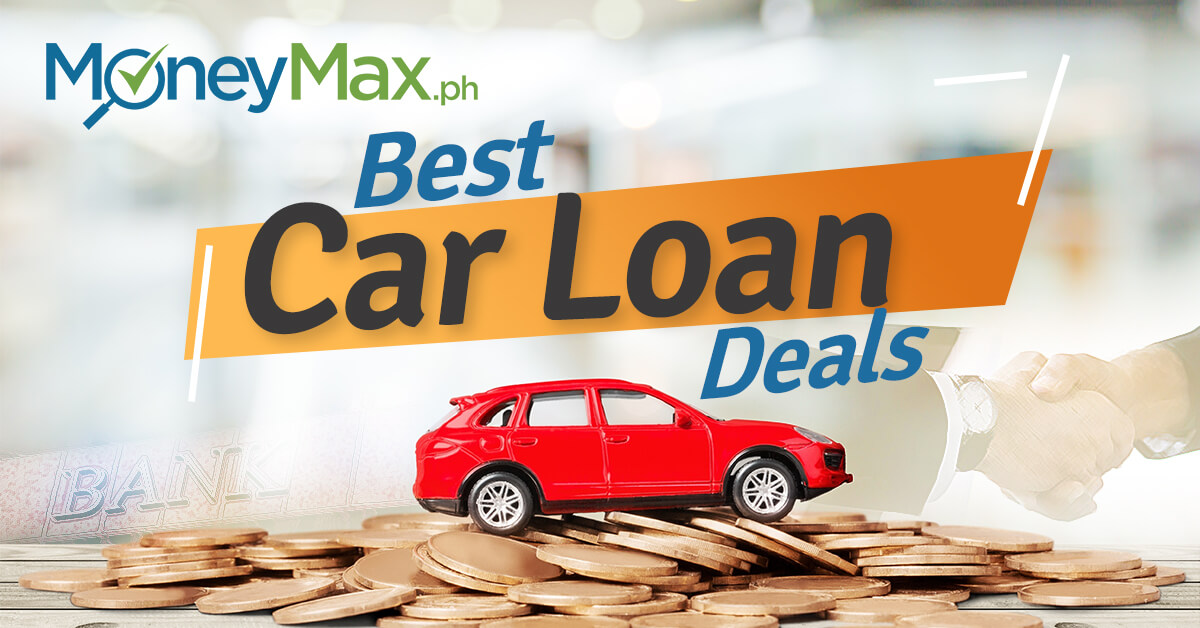 Best Car Loan Deals Philippines | MoneyMax.ph