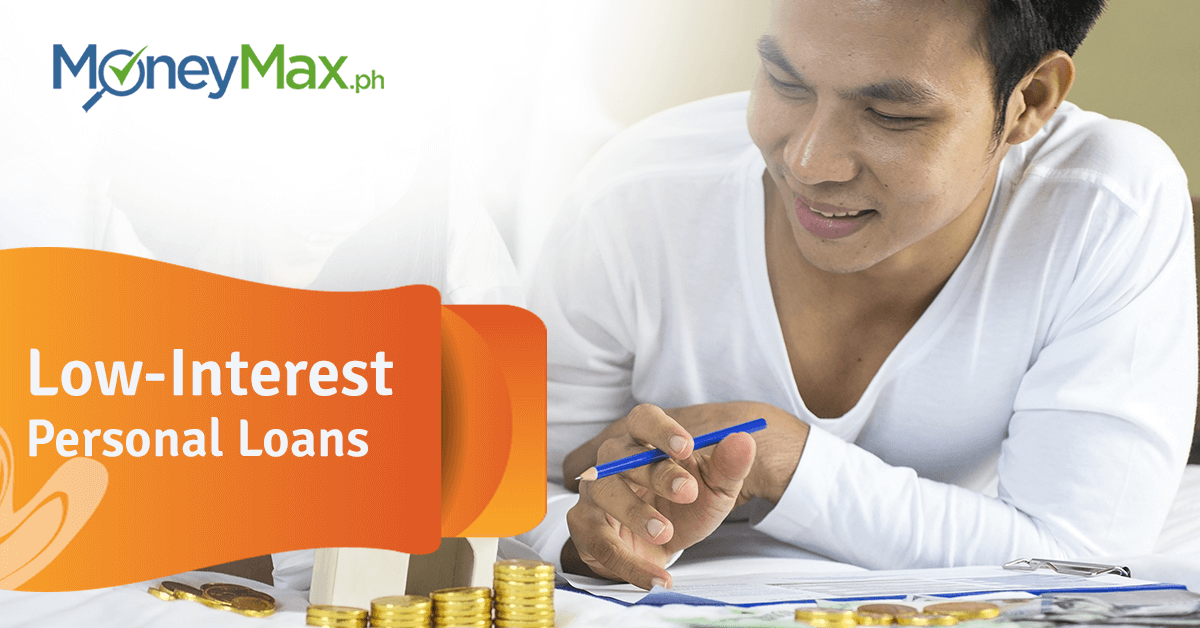 Personal Loan with Low Interest Rate Philippines | Moneymax