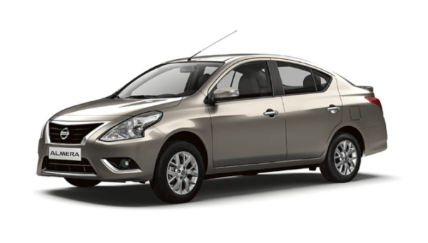 Cheapest Cars - Nissan Almera