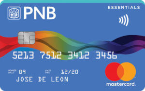 Credit Card for Low Income - PNB Essentials Mastercard