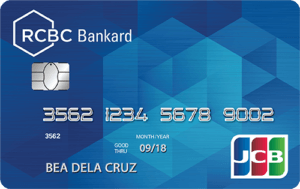 Credit Card for Low Income - RCBC Classic Credit Card