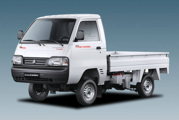 Cheapest Cars - Suzuki Super Carry