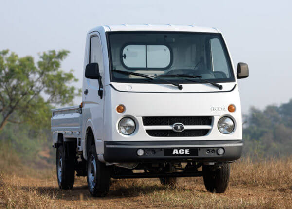 Cheapest Cars - Tata Ace Cab and Chassis