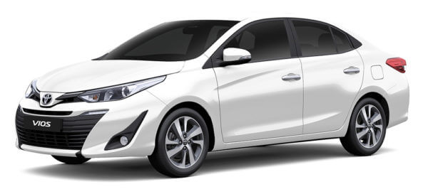 Cheapest Cars - Toyota Vios